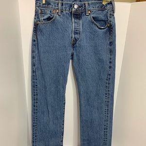 Men's 501s Levis jeans